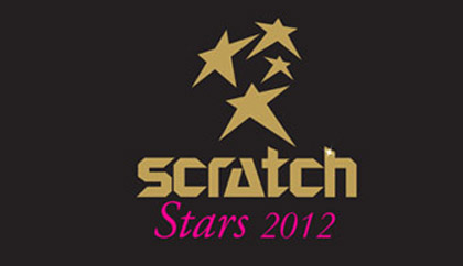 Winner - Scratch Magazine Mobile Nailist of The Year 2012